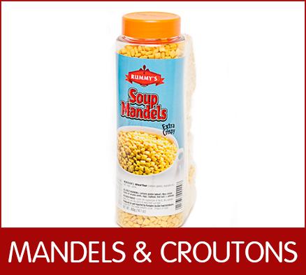 mandels croutons frame