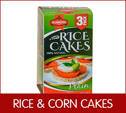 rice cake corn cake frame